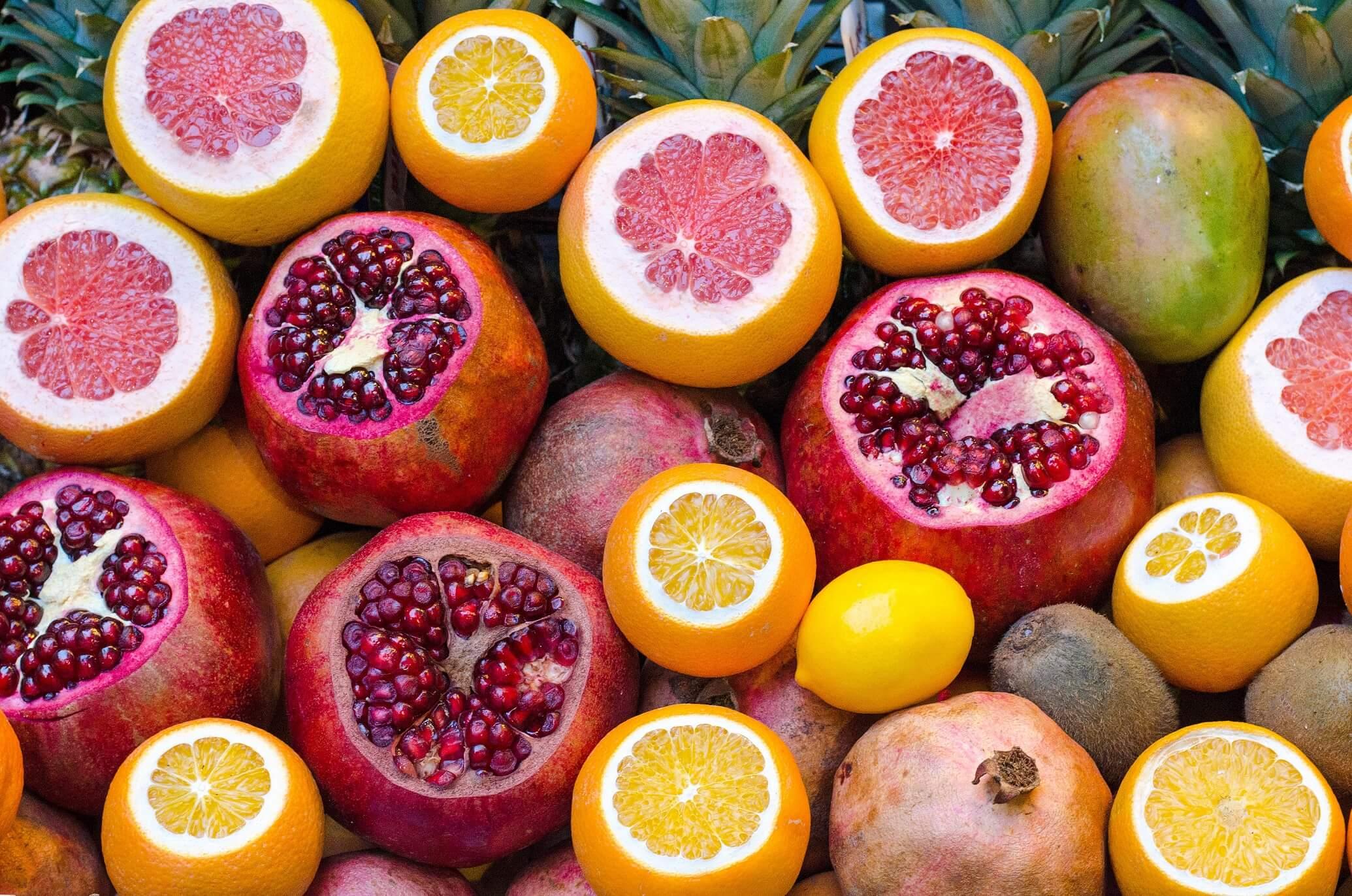 На сколько продлевают жизнь фрукты и овощи