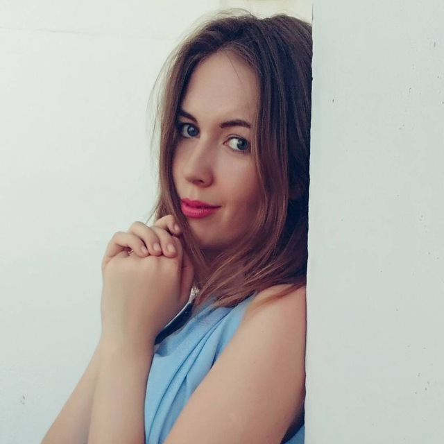 Алёна Харченко - Редактор журнала Strong Mammy