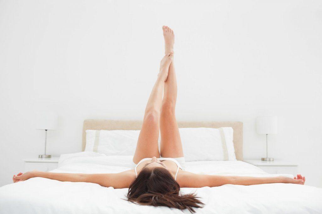 упражнение №7 Рисуем ногами