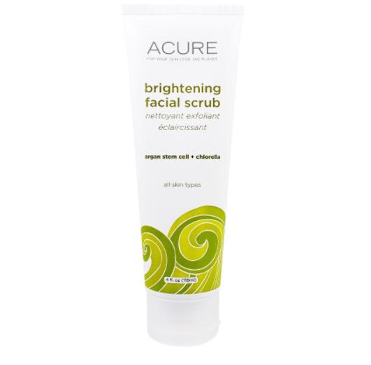 Скраб для лица Acure Organics