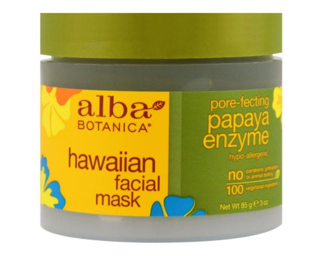Маска для лица Alba Botanica
