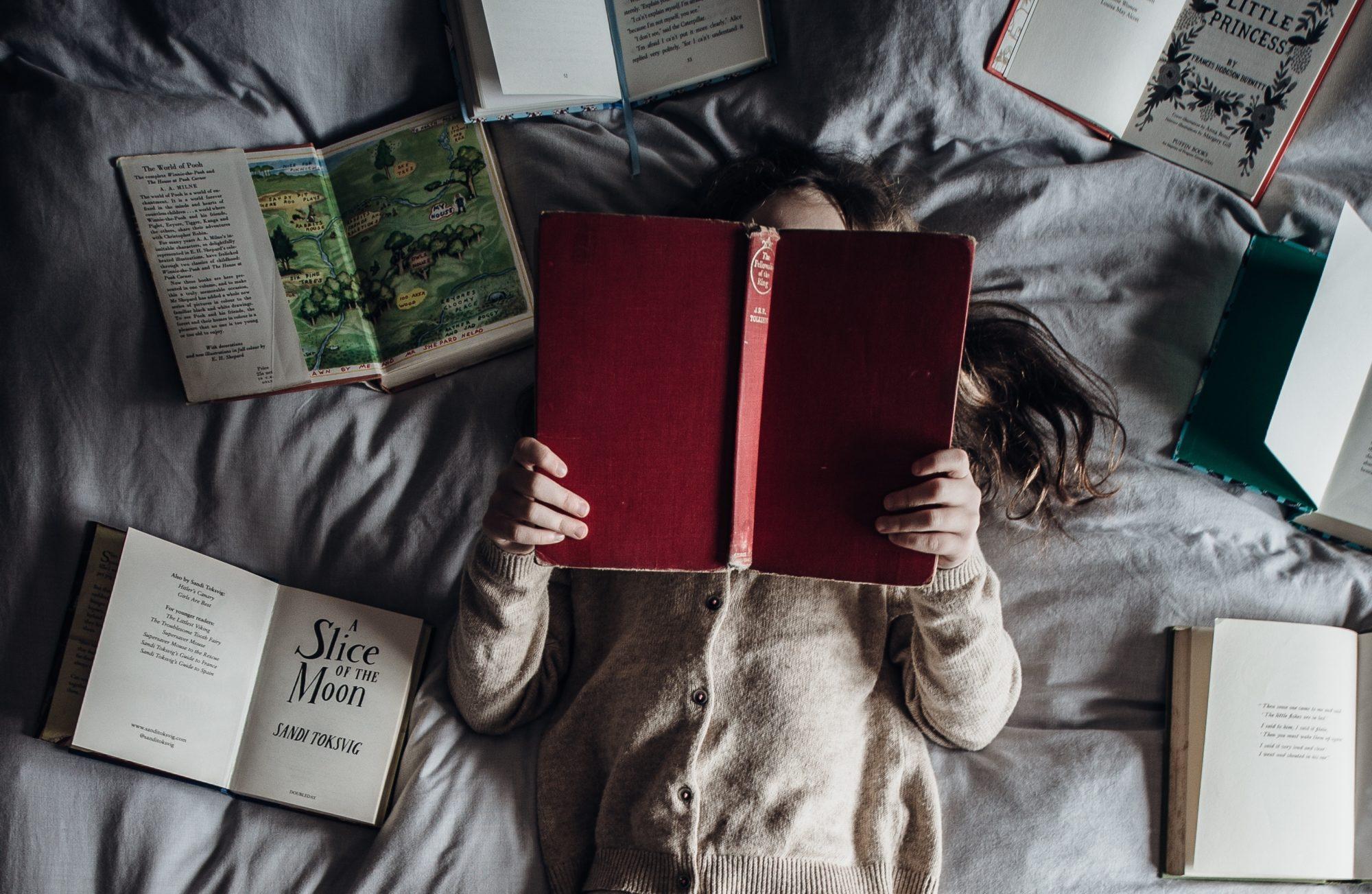8 крутых книг о развитии ребенка, которые нужно прочитать каждой маме