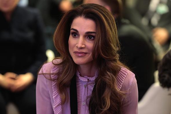 Королева Рания, королева Иордании