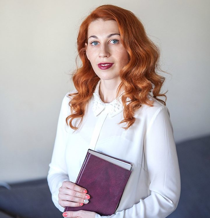 Катерина Якушева - Психолог проекта