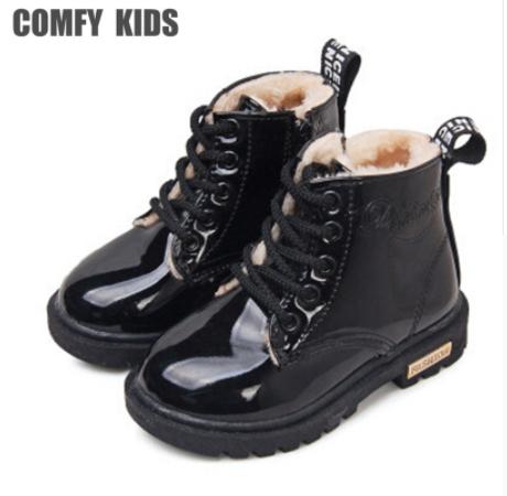 ботинки Comfy Kids