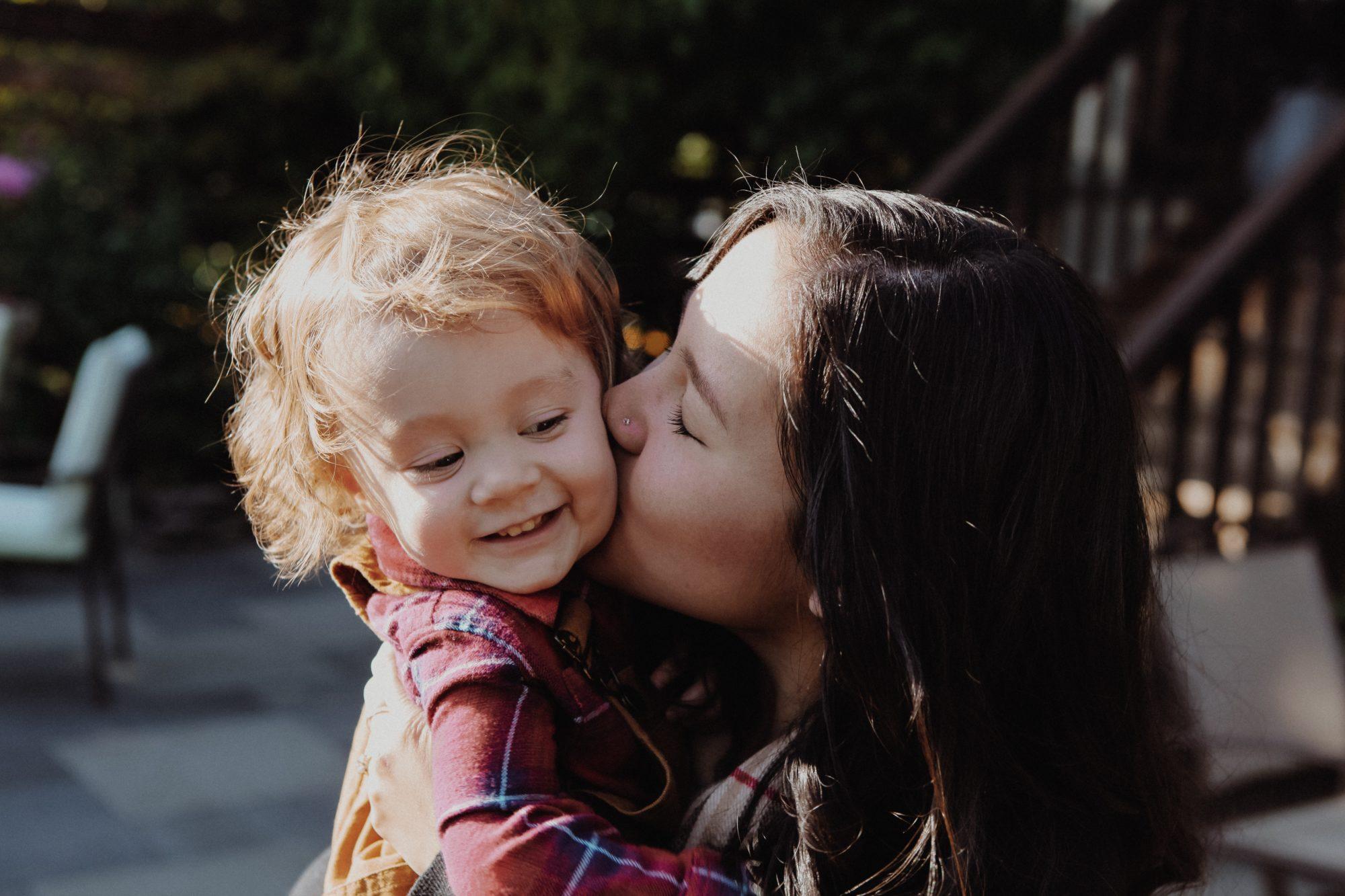 13 привычек очень счастливой мамы