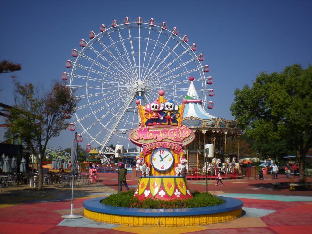 Детский парк аттракционов Нагоя