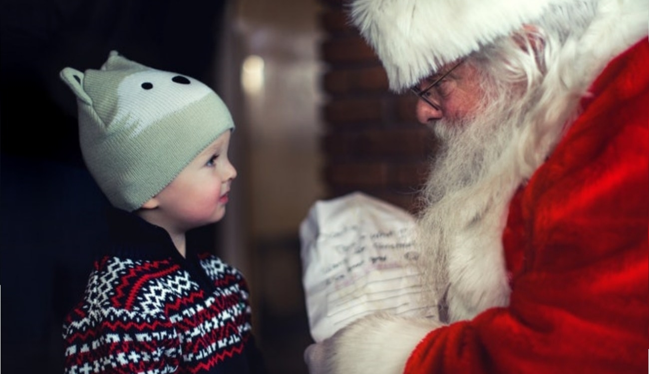 Как рассказать ребёнку правду про Деда Мороза