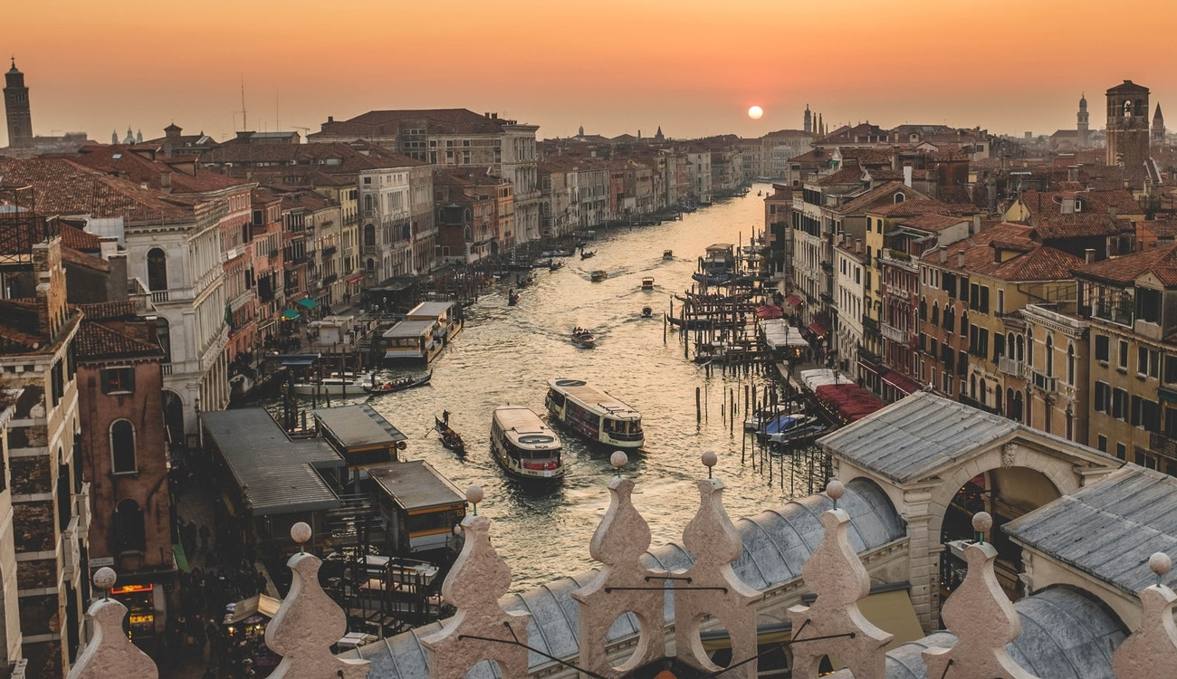 5 мест, куда отправиться с детьми в Венеции