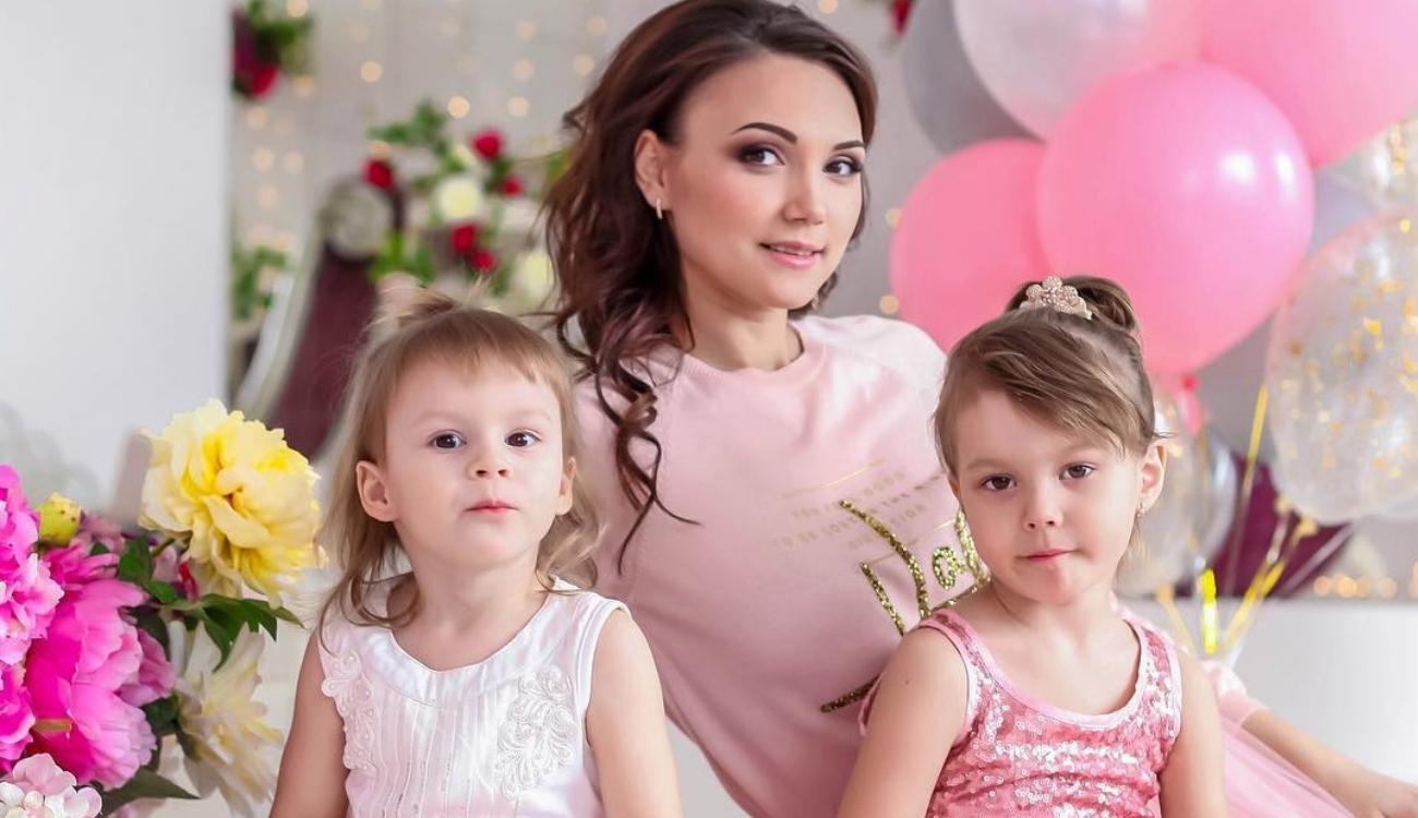 Екатерина Кондрашина: «Меня вдохновляет любовь моих дочек»