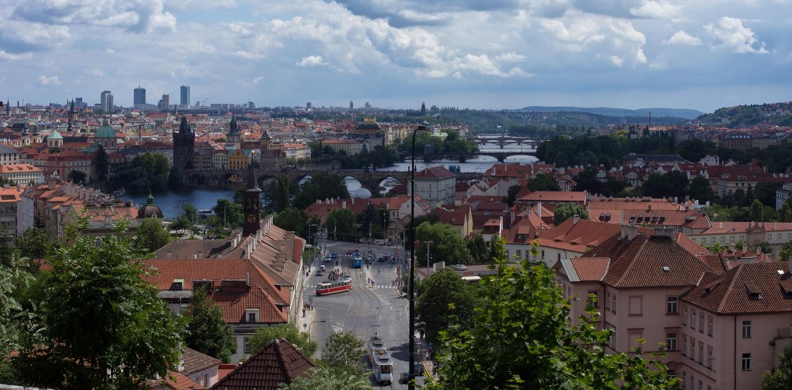 Куда отправиться в Праге вместе с детьми
