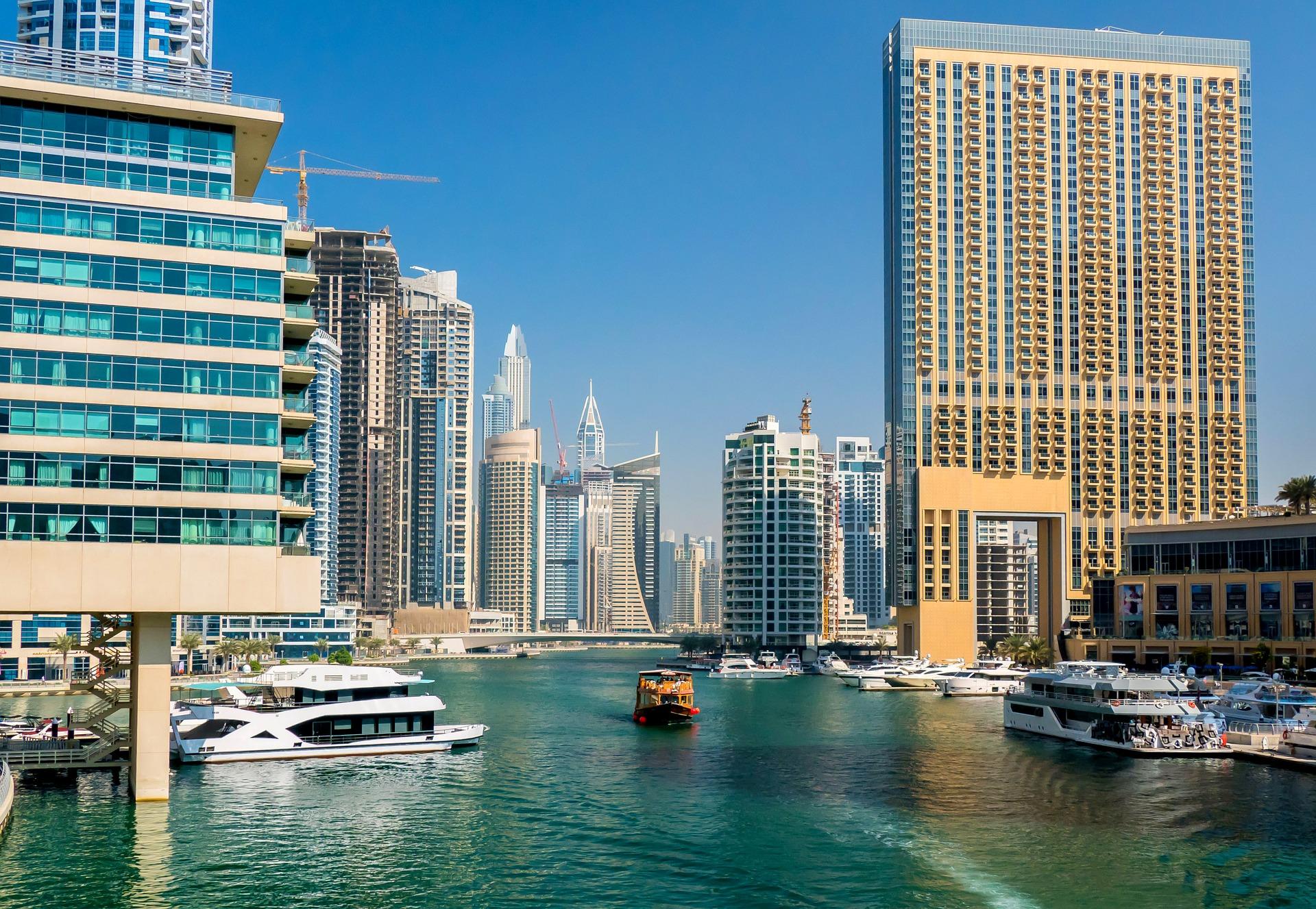 Куда отправиться в Дубае вместе с детьми