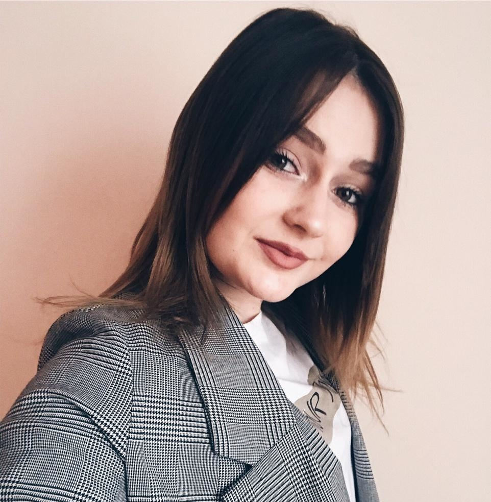 Елена Войтенко - Редактор журнала Strong