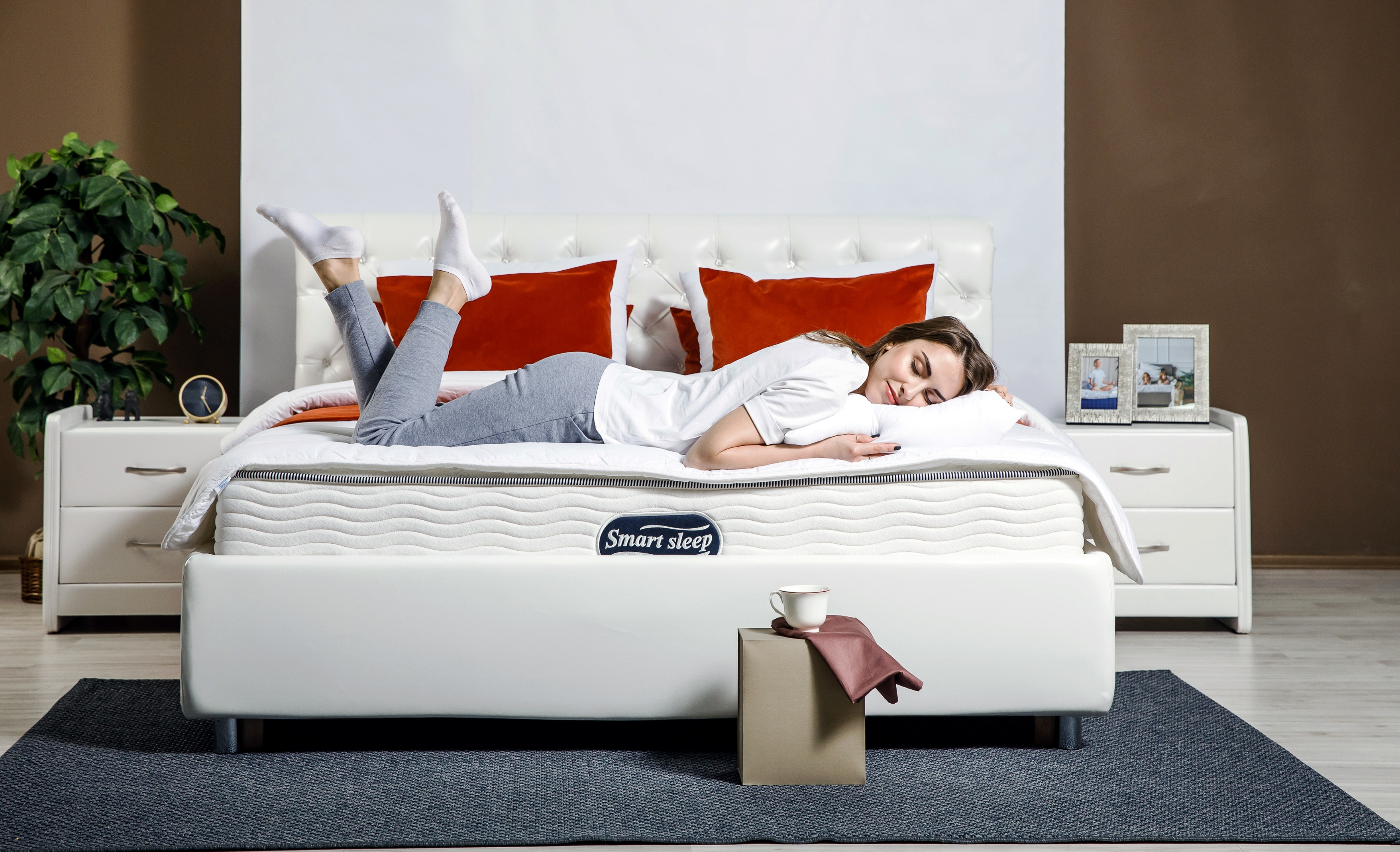 Как спальная система помогает избавиться от рефлюкса