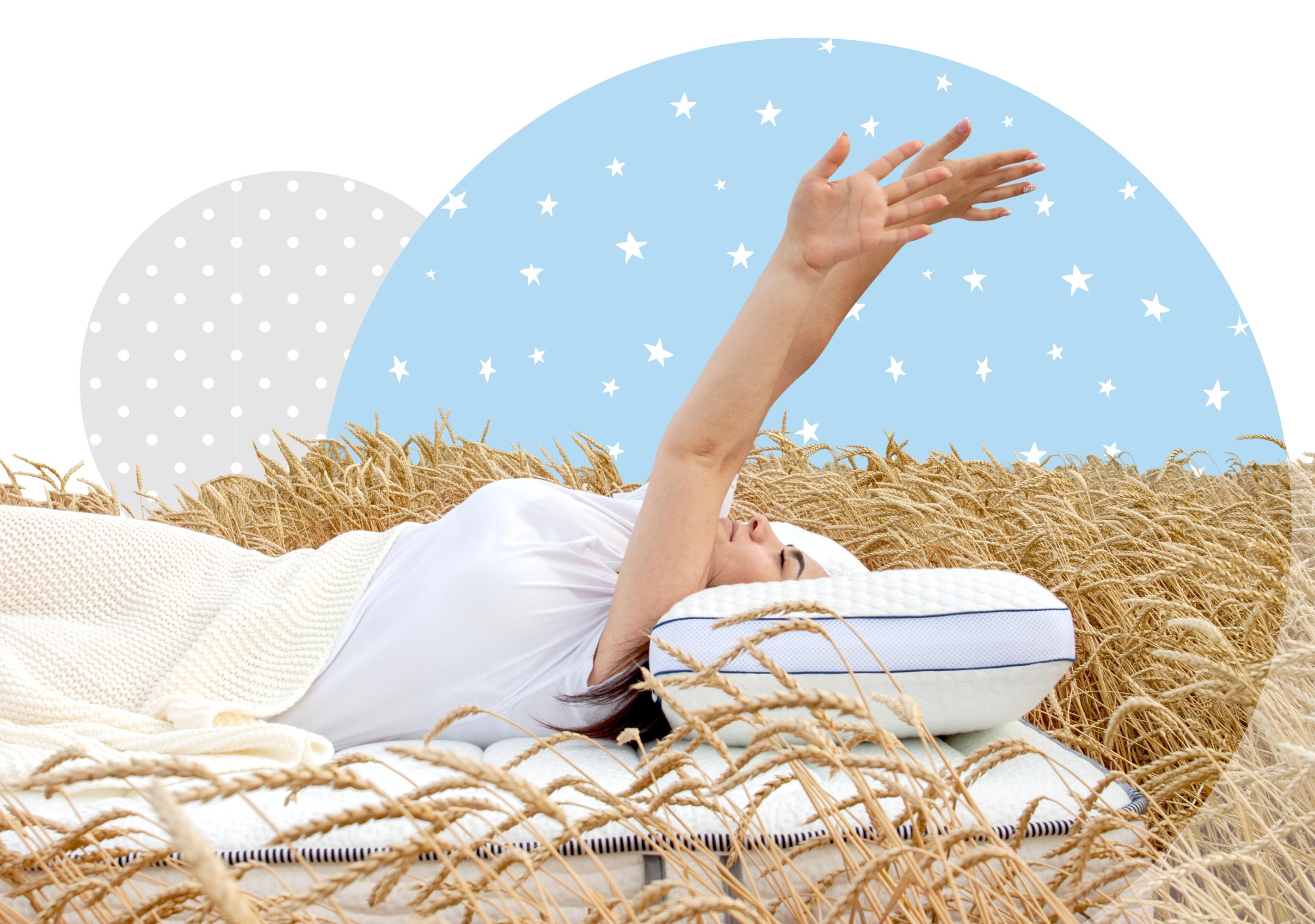 Летние матрасы: комфортный сон в жаркие ночи
